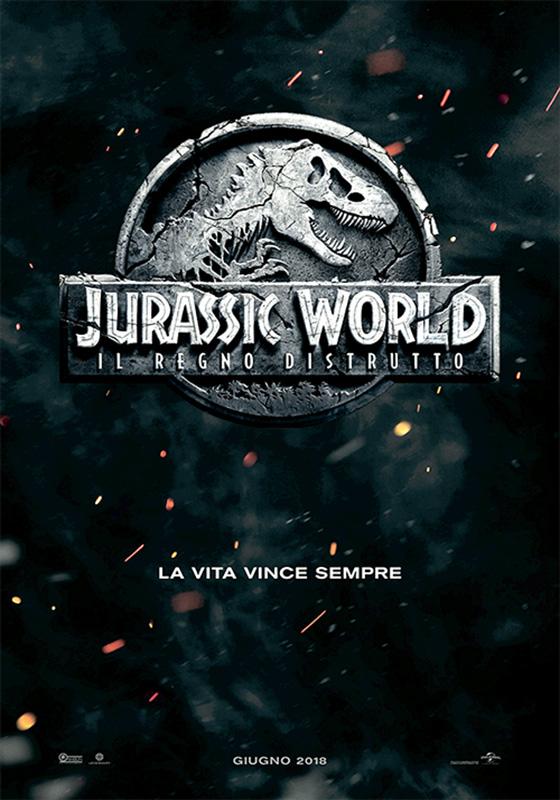 Jurassic World - Il Regno Distrutto (2018)