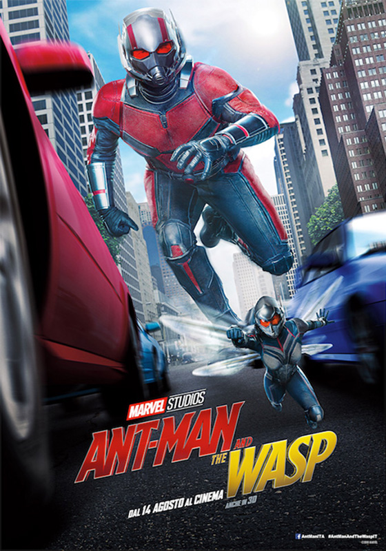 Ant-Man and the Wasp in 3D (2018)