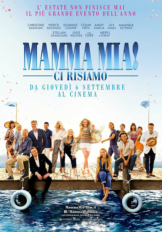 Mamma mia! Ci risiamo (2018)
