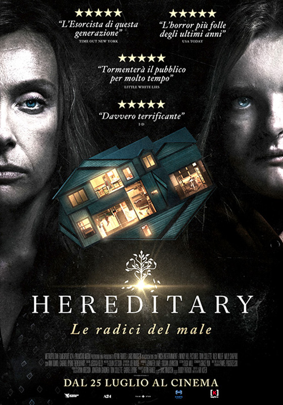 Hereditary - Le radici del male (2018)
