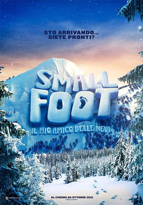 Smallfoot: Il mio amico delle nevi (2018)
