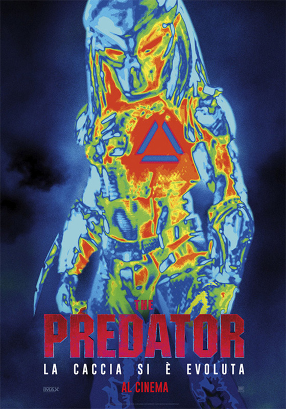 The Predator (2018)