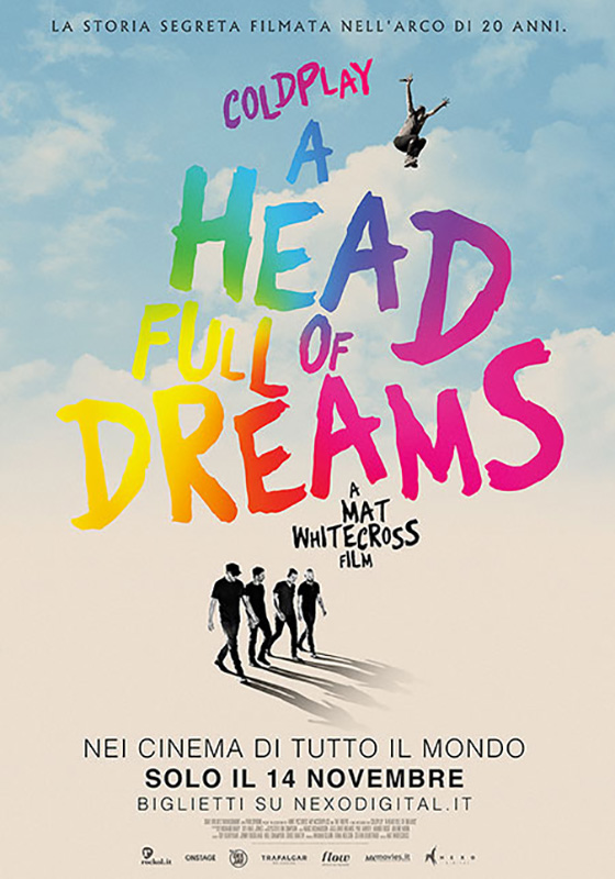 Coldplay – A Head Full Of Dreams (2018)
