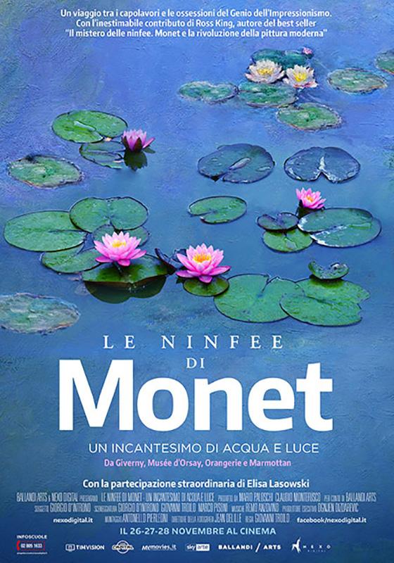 Le Ninfee di Monet (2018)