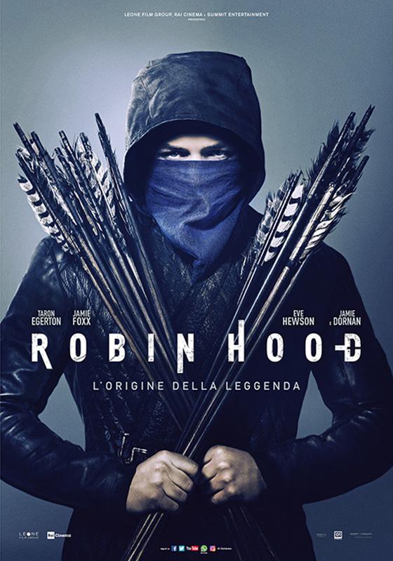 Robin Hood - L'origine della leggenda (2018)