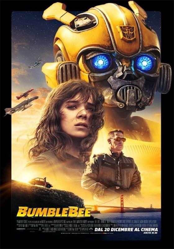 Bumblebee 3D (2018)
