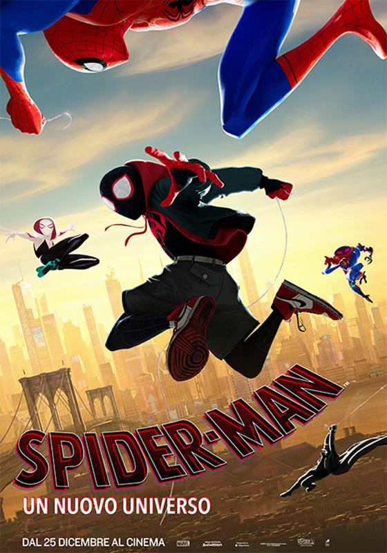 Spider-Man: Un Nuovo Universo (2019)