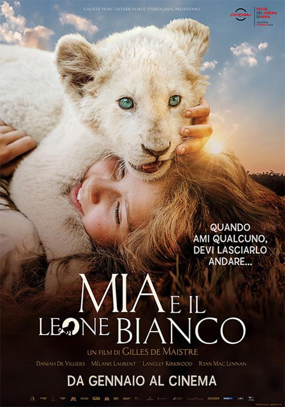 Mia e il Leone Bianco (2019)