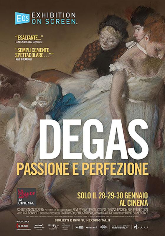 Degas   Passione e perfezione (2019)