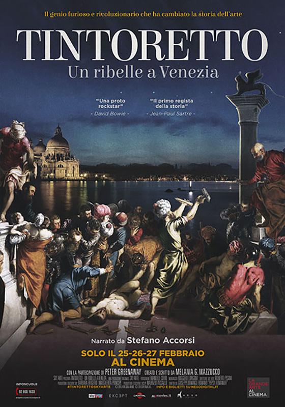 TINTORETTO Un ribelle a Venezia (2019)
