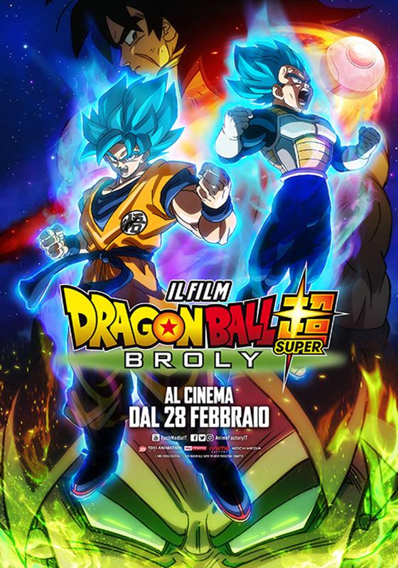 Dragon Ball Super: Broly - Il Film (2019)