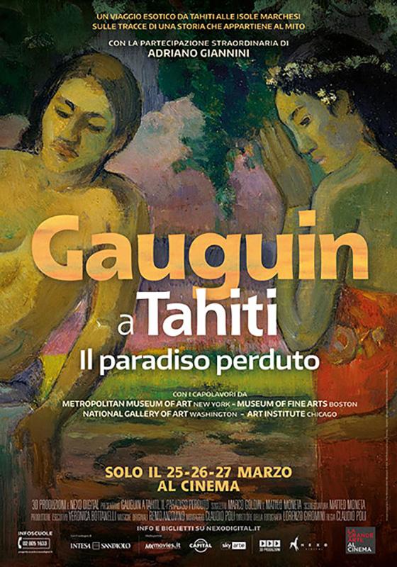 Gauguin a Tahiti. Il paradiso perduto (2019)