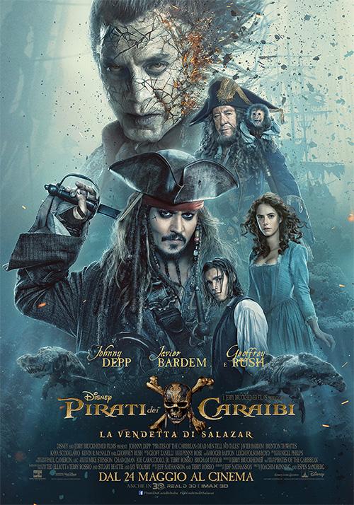 Pirati dei caraibi - La vendetta di Salazar (2017)