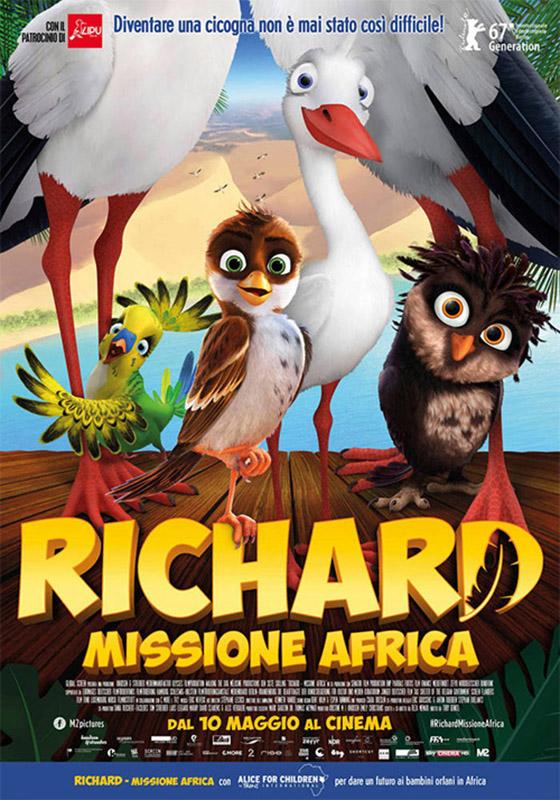 Richard Missione Africa (2017)
