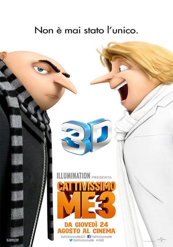 Cattivissimo Me 3 3D (2017)