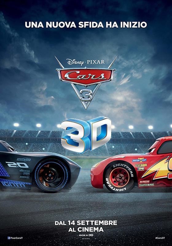 Cars 3 3D (2017)