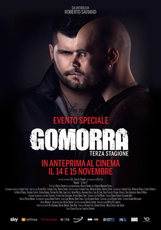 Gomorra 3 La serie (2017)