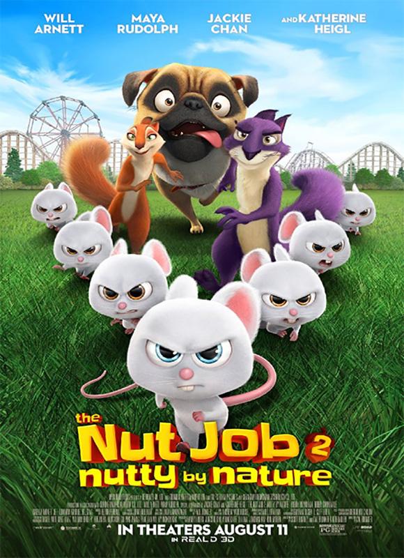 Nut Job 2: Tutto molto divertente (2017)