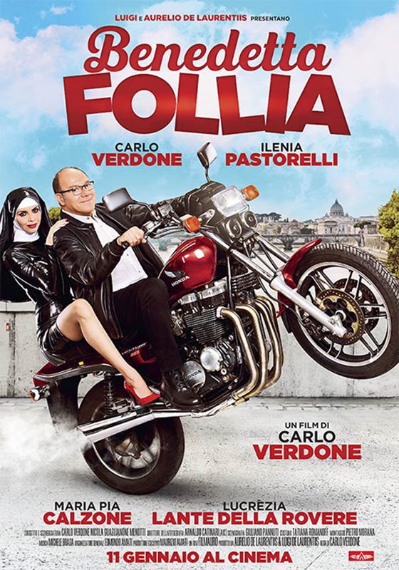 Benedetta follia (2018)