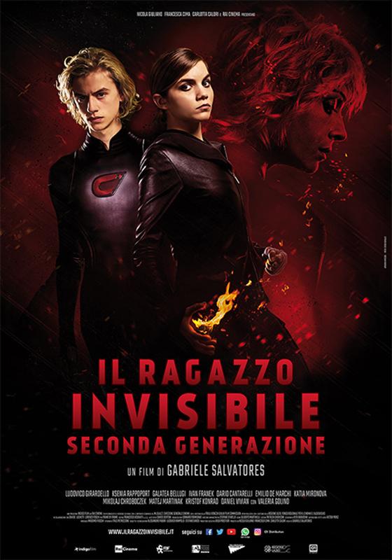 Il ragazzo invisibile - Seconda generazione (2018)