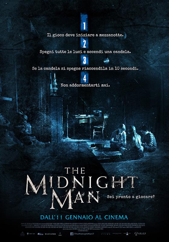 The Midnight man (2018)