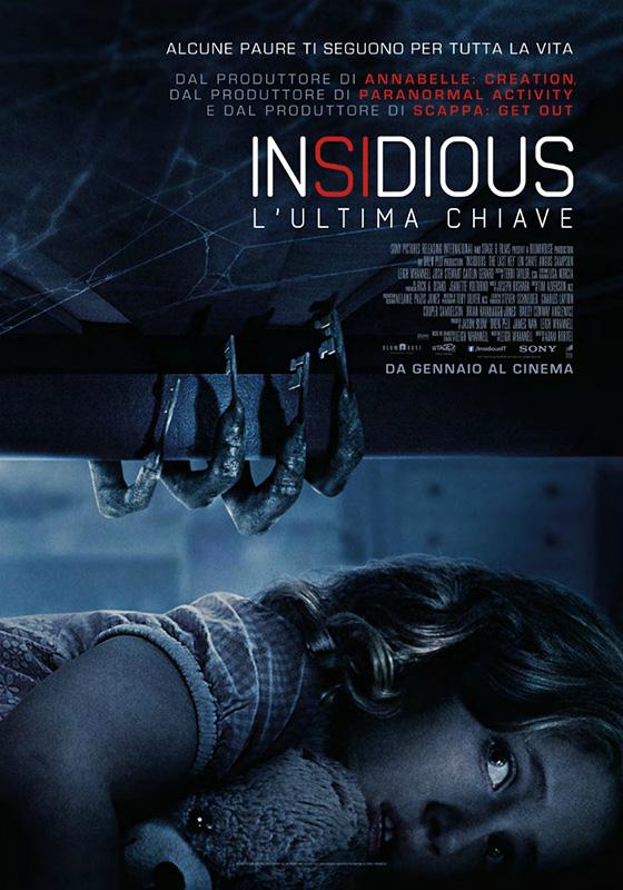 Insidious: L'ultima chiave (2018)