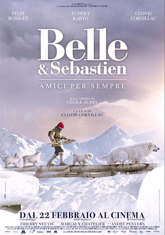 Belle & Sebastien - Amici per sempre (2018)