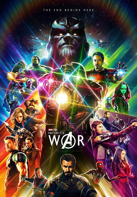 Avengers: Infinity War - Part I (2018)