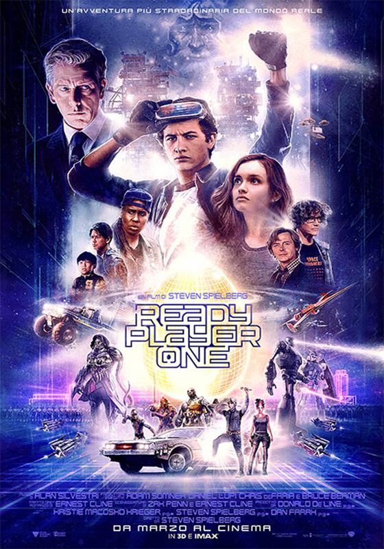 Ready Player One in 3D (2018)