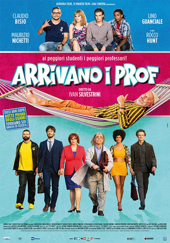 Arrivano i prof (2018)