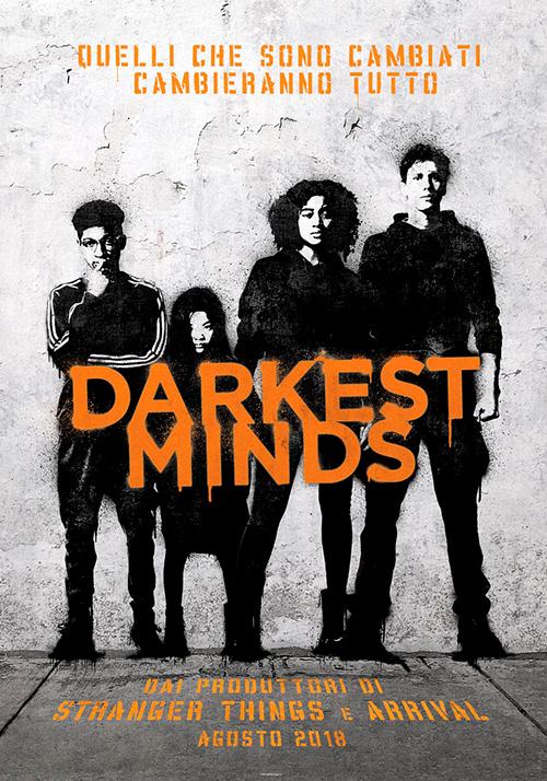 Darkest Minds (2018)