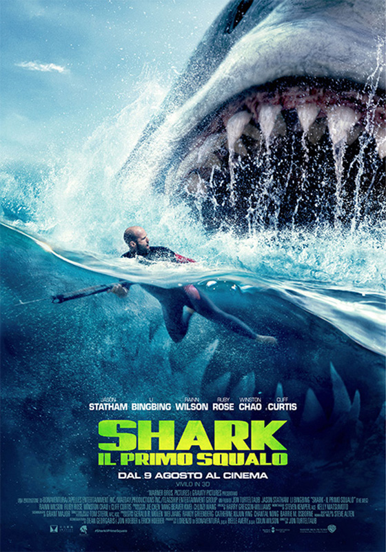 Shark - Il primo squalo in 3D (2018)