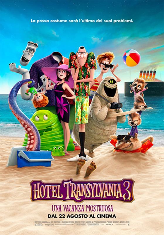 Hotel Transylvania 3: Una vacanza mostruosa 3D (2018)