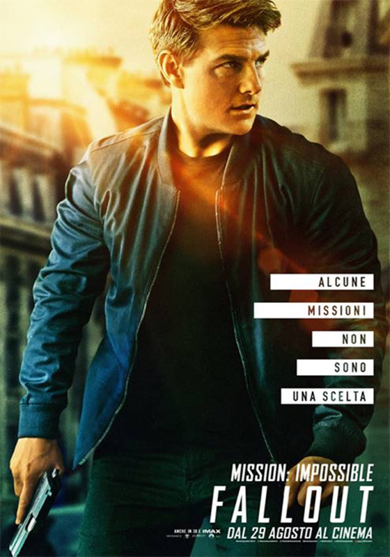 Mission Impossible: Fallout 3D (2018)