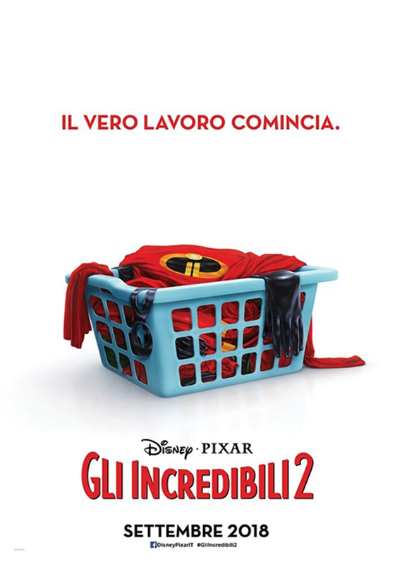 Gli Incredibili 2 in 3D (2018)