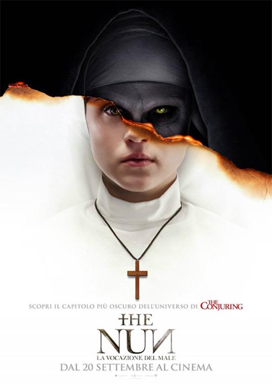 The Nun: La Vocazione del Male (2018)