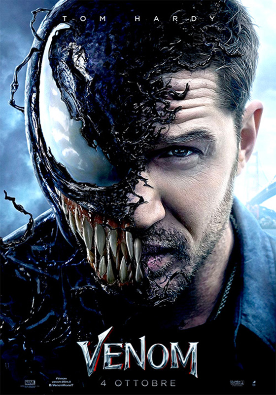 Venom 3D (2018)