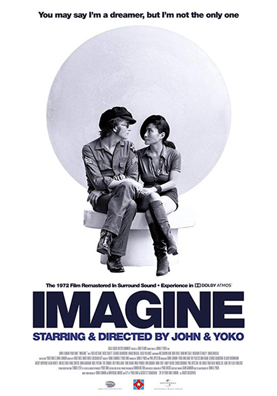 Imagine di John Lennon & Yoko Ono (2018)