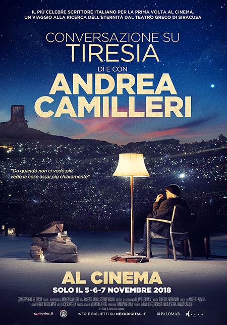 Conversazione su Tiresia. Di e con Andrea Camilleri (2018)