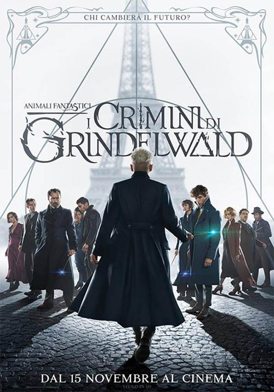 Animali Fantastici 2: I Crimini di Grindelwald 3D (2018)