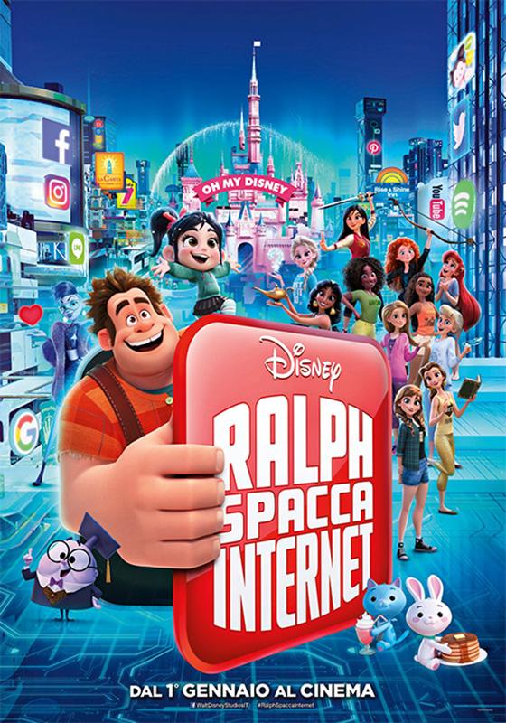 Ralph Spacca Internet (2019)