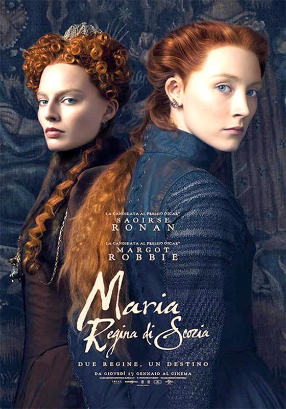 Maria, Regina di Scozia (2019)