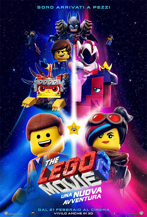 The Lego Movie 2: Una Nuova Avventura (2019)