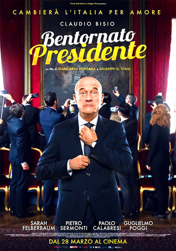 Bentornato Presidente! (2019)