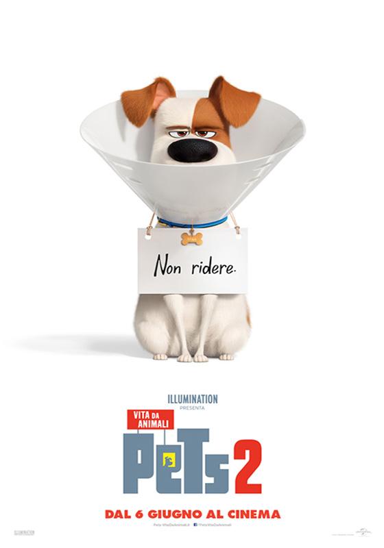 Pets 2: Vita da animali (2019)