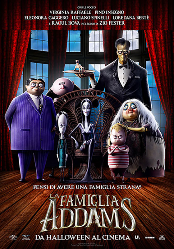 La Famiglia Addams (2020)