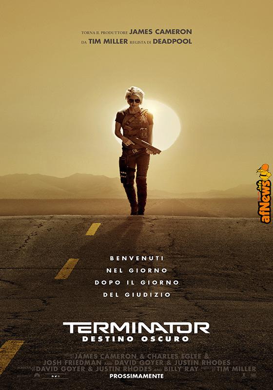 Terminator - Destino oscuro (2019)