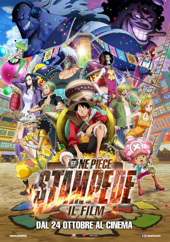 One Piece Stampede - Il Film (2019)