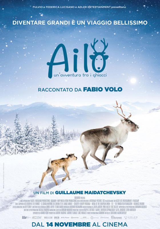 Ailo - Un'avventura tra i ghiacci (2019)