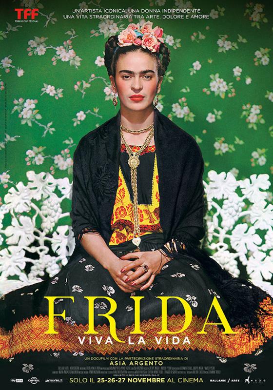 Frida. Viva la vida (2019)